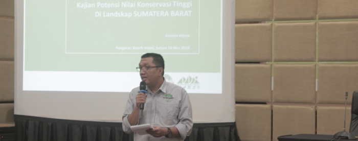 Public Expose of HCV Study in West Sumatra